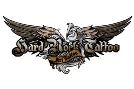2 – hard rock tattoo