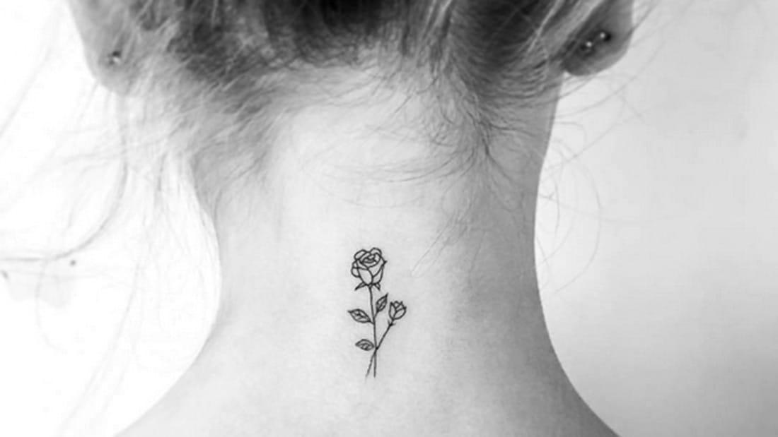 Mini Tatuajes Tattoos Pequenos Originales Y Discretos