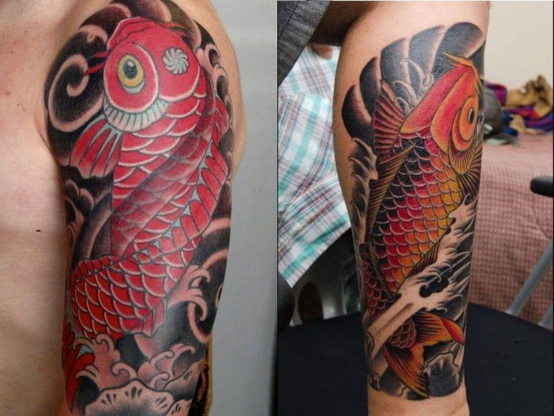 tatuaje-carpa-koi
