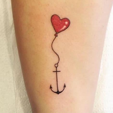 anclas tatuajes