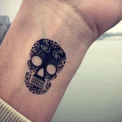 tatuajes-calaveras-brazo