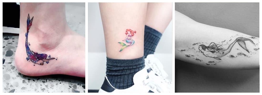 sirenas-tatuajes