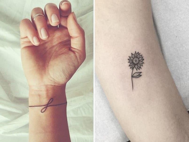tatuajes-infinito-flores