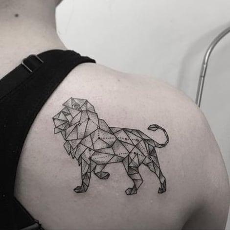 tatuaje-leon